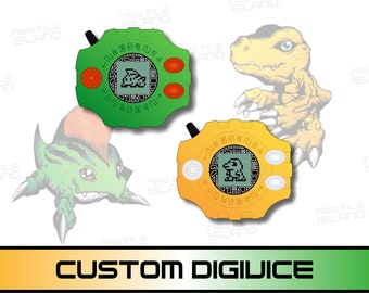 Custom Digivice - Create your own Digivice!