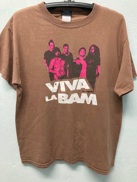 Bam margera/Jackass T-shirt