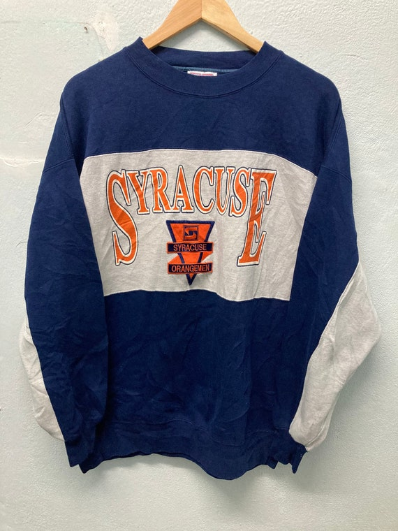 Vintage Syracuse Orange Sweater XL
