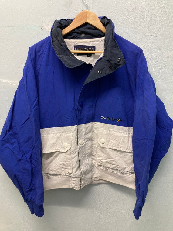 mL Windbreaker Nautica 1980-90/'s Jacket