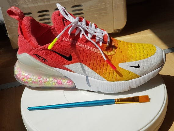 Free Shipping Nike Air Max 270 Custom