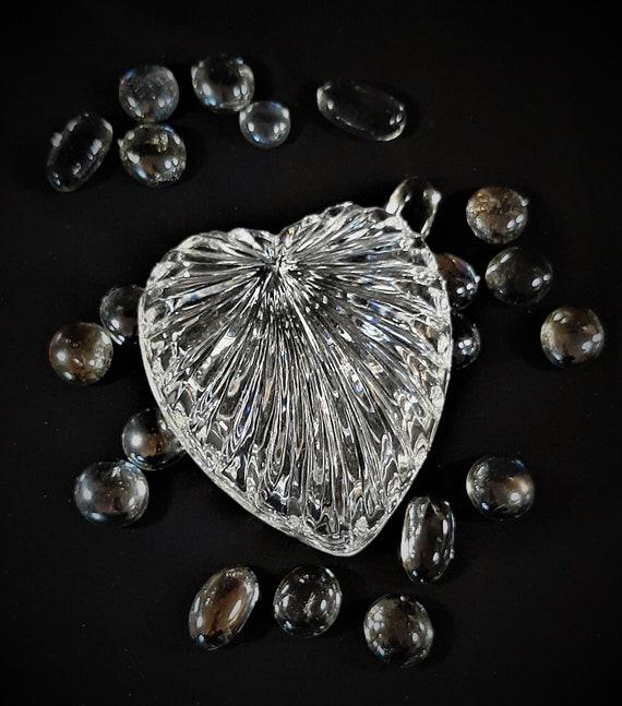 Italian Crystal Crystal Ring Holder Royal Crystal Rock RCR