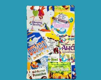 "VINTAGE DISNEY ""Page & Pocket"" Book Sleeve"