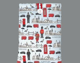 "ALWAYS LONDON ""Page & Pocket"" Book Sleeve"
