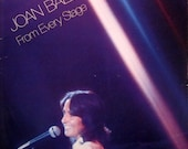 Joan Baez - From Every Stage 12 quot Vinyl Record