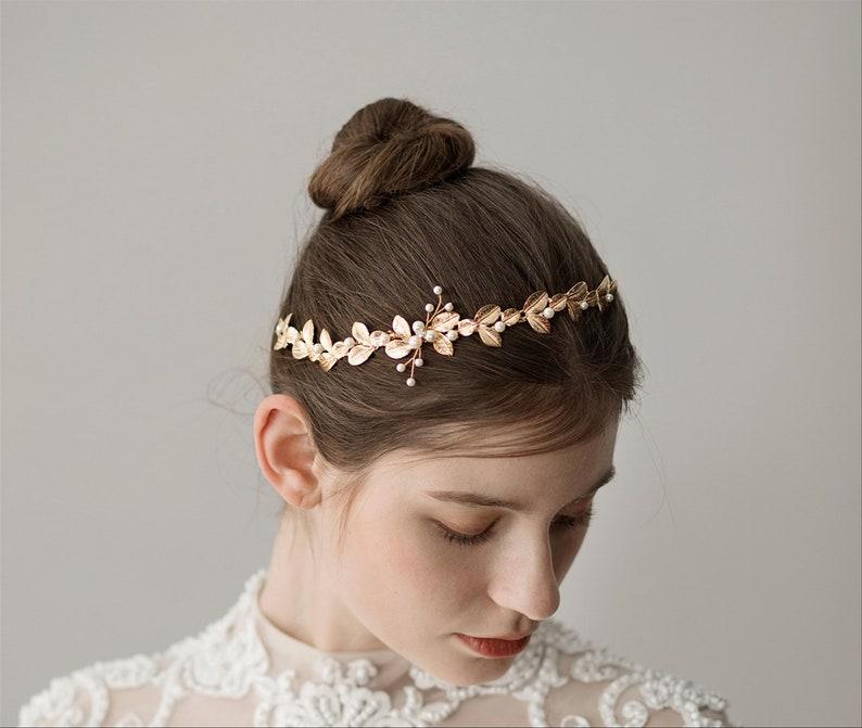 Wedding hair piece Bridal headband bridal hair piece bridal hair comb bridal headpiece wedding hair comb hair accessories wedding hair vine