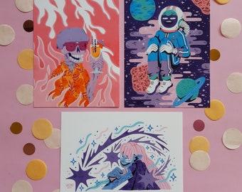 Various || A6 Mini Prints