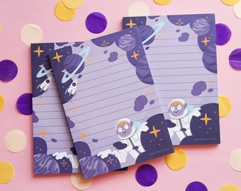 Spacetionary Notepads