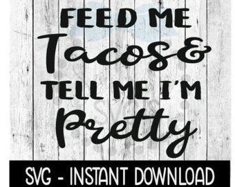 Feed Me Svg Etsy