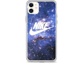 Coque Samsung Galaxy S9 Plus Nike Galaxie étoile Logo
