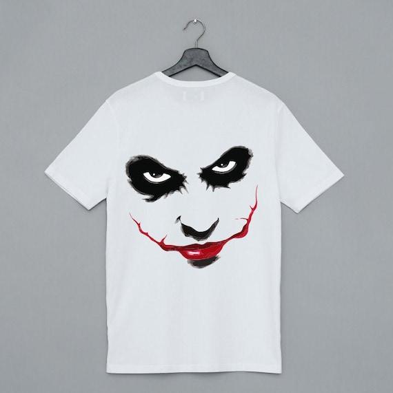 Joker Svg T Shirt Svg Design Svg Decor Svg Decorative Svg Etsy