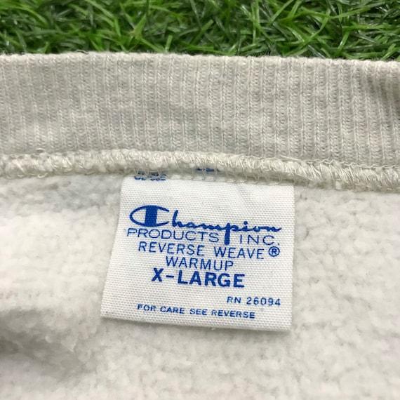Vintage Champion Reverse Weave Sweatshirt - image 5