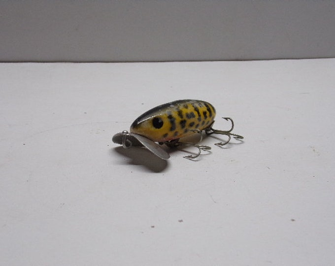 Fred arbogast jitterbug topwater lure from 1960s1970s