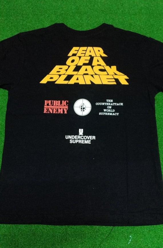 Supreme x Undercover x Public Enemy T-Shirt Crewne