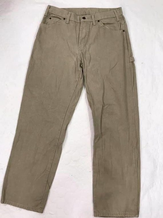 Vintage Dickies Carpenter Work Wear Pants