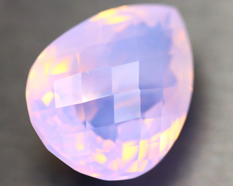 30.29Ct Natural Master Cutting Lavender Amethyst S537