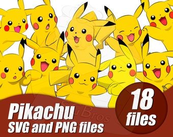 26+ Pikachu Vector Logo Background