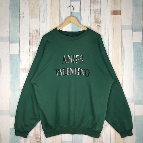 Vintage Anies Valentino Sweatshirt  #valentino #it