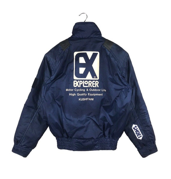 Kushitani Explorer Racing Jacket