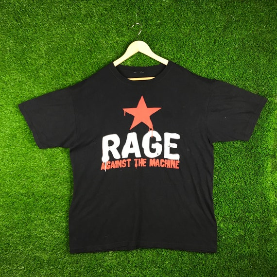 Rage Against The Machine Band Tees 2012