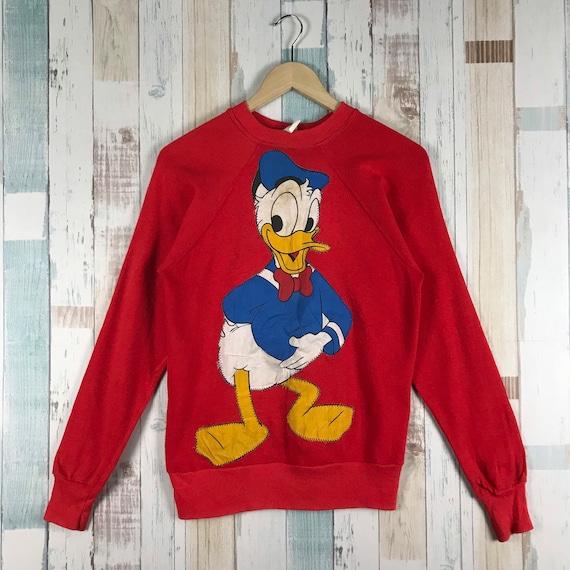 Vintage 70s Donald Duck Sweatshirt
