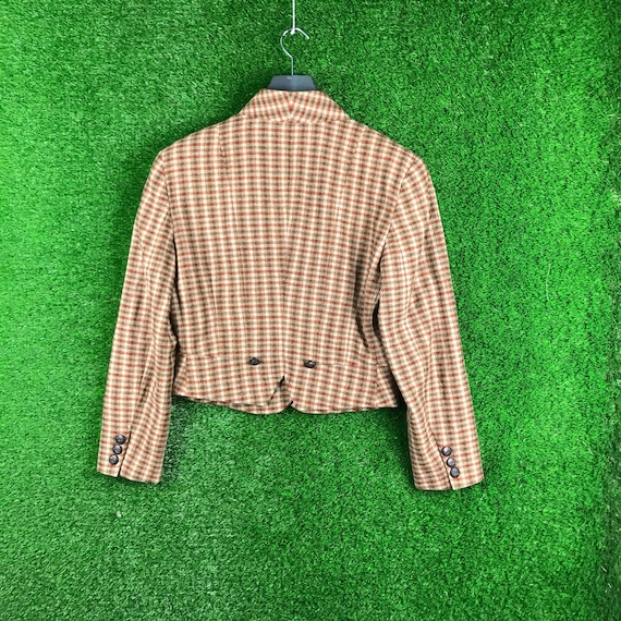 Vintage!!!Gucci Cropped Top 70s - image 4