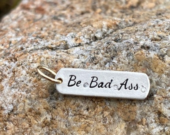 1  I/'ll survive pendant stainless steel JS6-26 I always f*cking do