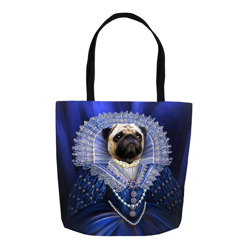 The Baroness Personalized Tote Bag