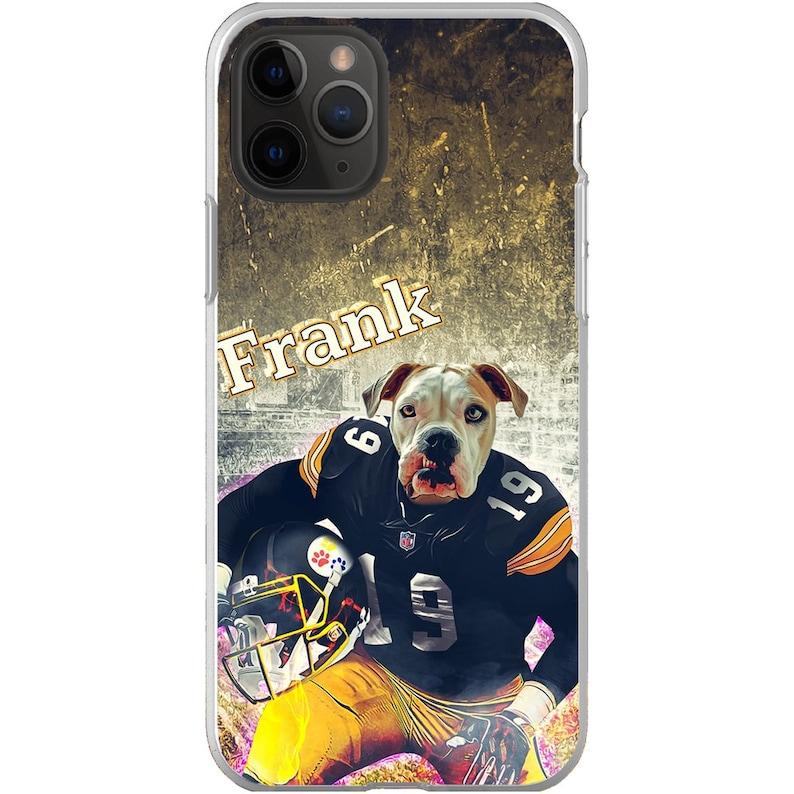 Pittsburgh Doggos Personalized Dog Phone Case