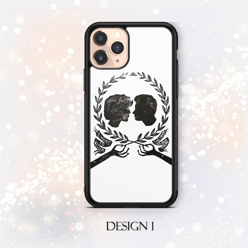 X-Files iPhone 12 case Galaxy S20 S21 case iPhone 6 case Galaxy S9 plus case UFO iPhone 11 Pro case Galaxy Note 20 case Google Pixel 3 case