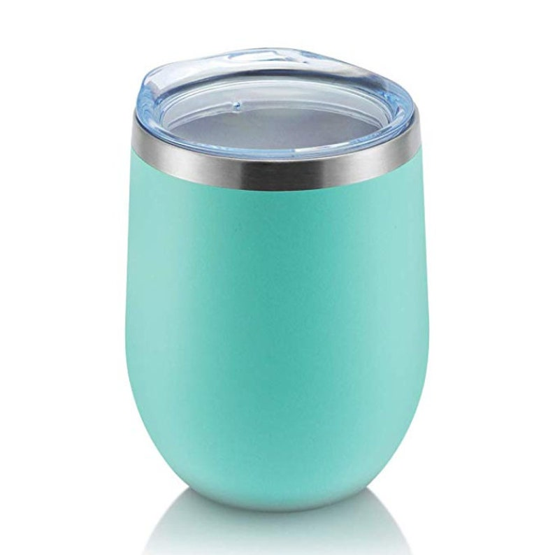 Chain Skimmers Insulated Wine Mugs with Lids