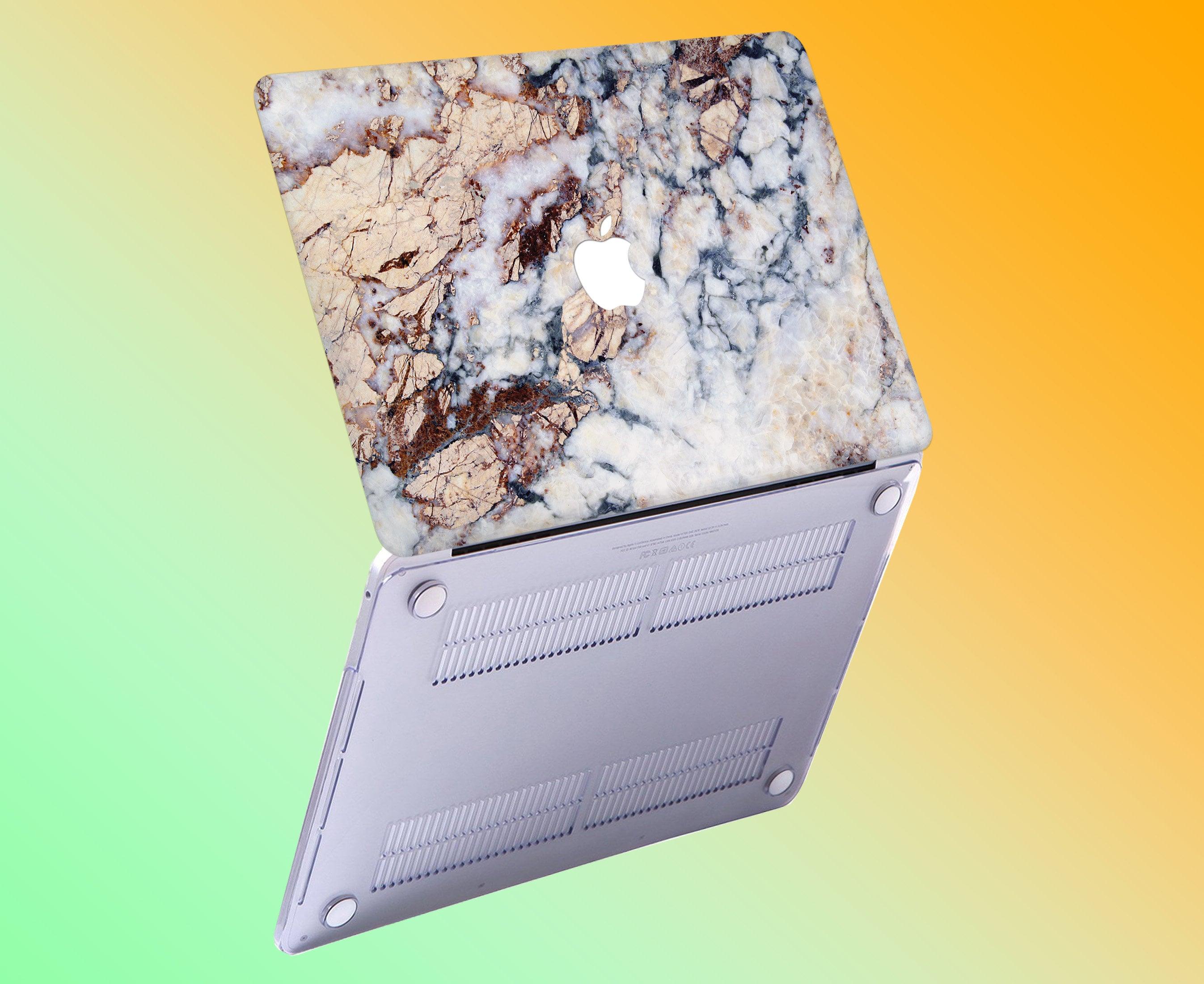 Macbook Pro 16 Case Beige Marble Macbook Air 13 Case 2021 ...