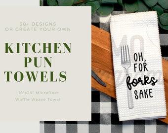 Kitchen PUN Towels