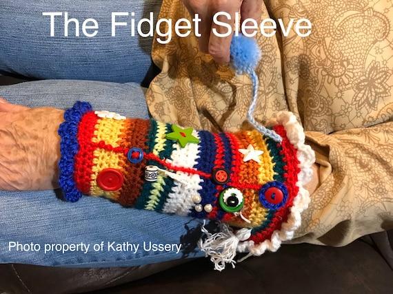 Fidget Sleeve Pattern