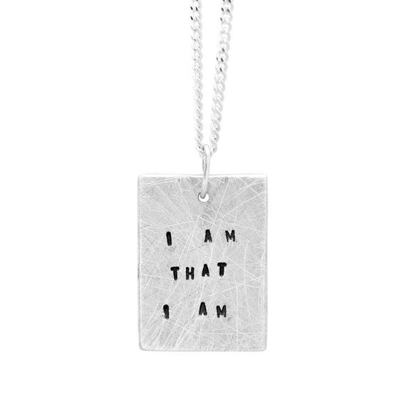 I AM NECKLACE