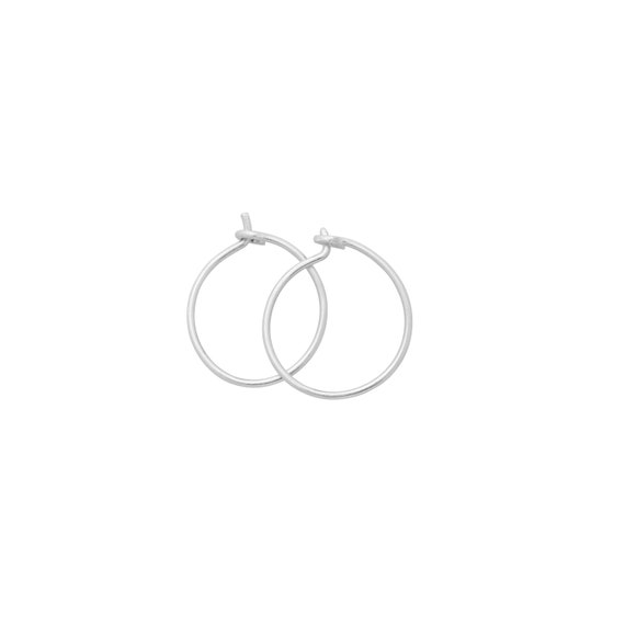 X-SMALL HOOPS