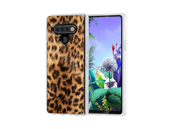 TPU Phone Case Cover for Samsung Galaxy A01,Cow Print3 leopard leather Background Print,Design in USA