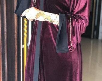 Dubai abaya | Etsy