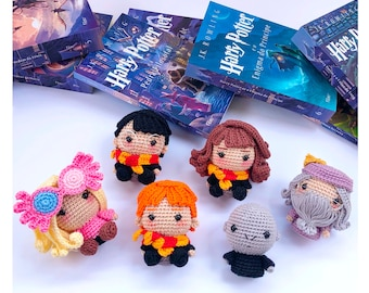 Harry Potter Crochet Kit - When Creativity Knocks | 270x340