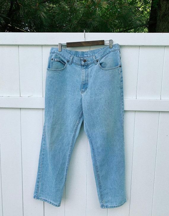 Vintage Lee Jeans/80's Vintage Lee Jeans/80's Vin… - image 1