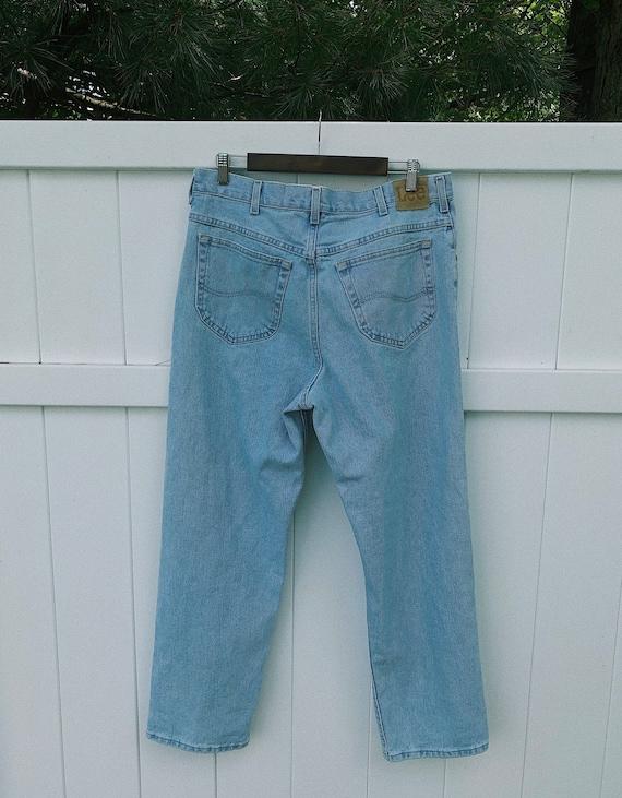 Vintage Lee Jeans/80's Vintage Lee Jeans/80's Vin… - image 2
