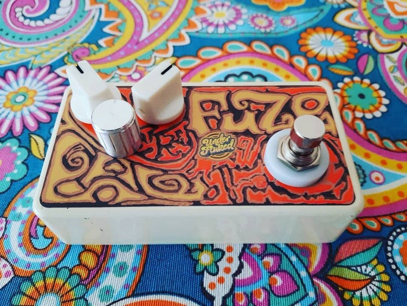 The FuZR fuzz pedal for electric guitar image 0