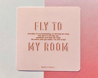 Bts Room Decor Etsy