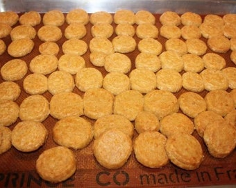 Cheddar Crisps - Gluten Free Available
