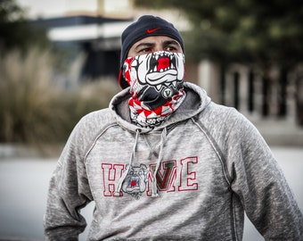 Fresno State Bulldogs Sugar Skull Womens Vneck