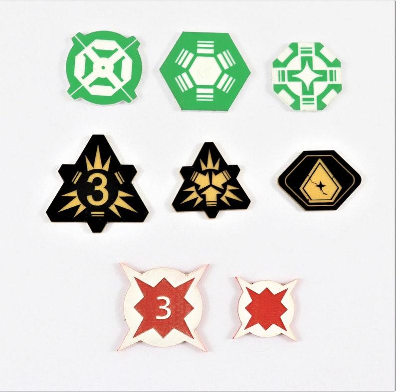 Star Wars Legion Marker Set B image 0
