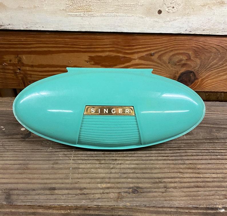 Vintage Singer Button Holer
