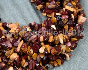 Smooth Gemstone Beads Natural Red Jasper Uncut Chips Gemstone Beads Organic Jasper Raw Beads 34 Jasper Nuggets Chips For Jewelry Making