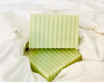Patchouli Organic Soap, Palm Free, Moisturizing