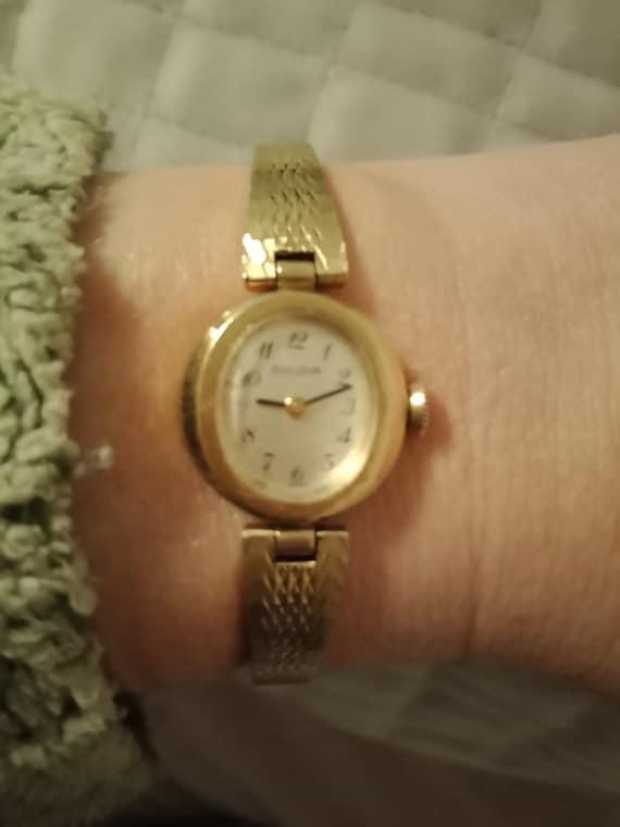 Vintage Ladies Bulova watch
